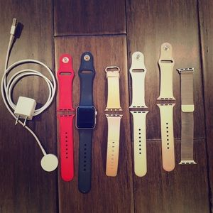 Apple Watch Series 2 Gold 38mm
